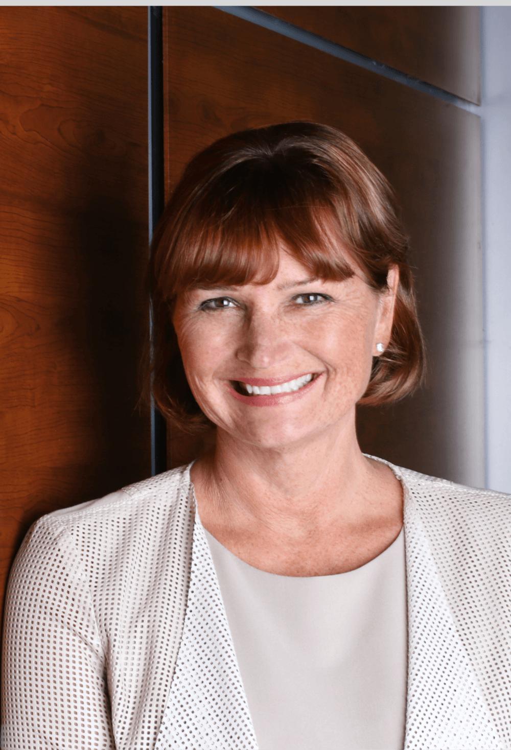 Marsha Walden, CEO of Destination BC