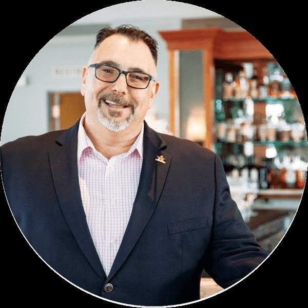 Wes Rhea, CEO of Visit Stockton