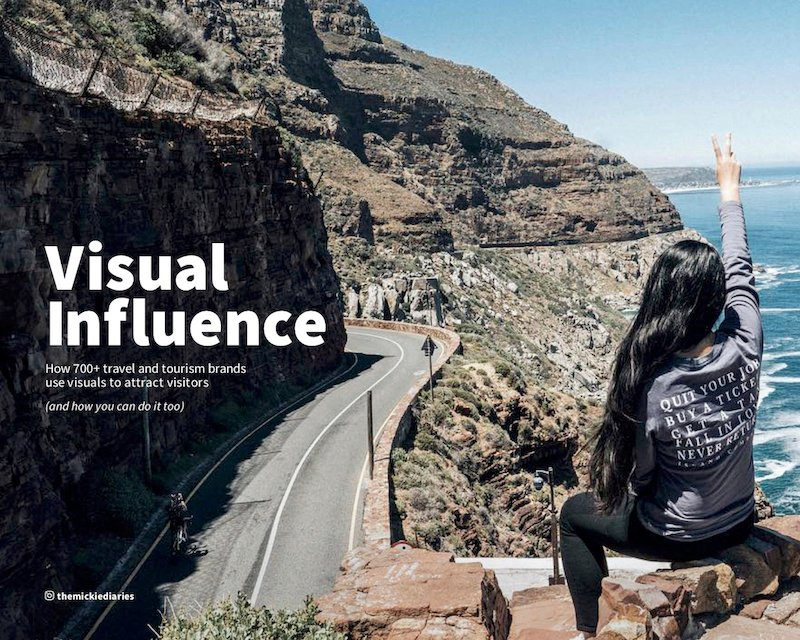Visual Influence eBook Cover