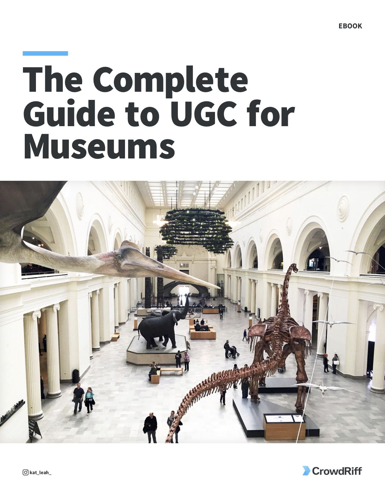 The Complete Guide to UGC for Museums